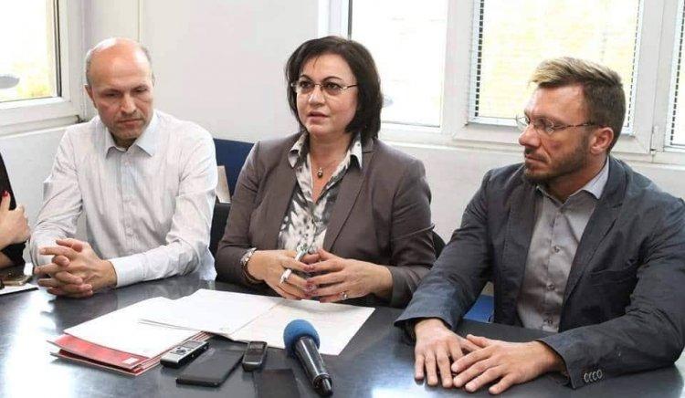 Корнелия Нинова: С Националната пациентска организация се обединихме- болниците да не са търговски дружества