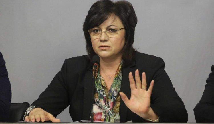 Корнелия Нинова: Правителството на Борисов кани бежанци, като обещава да им оправим живота