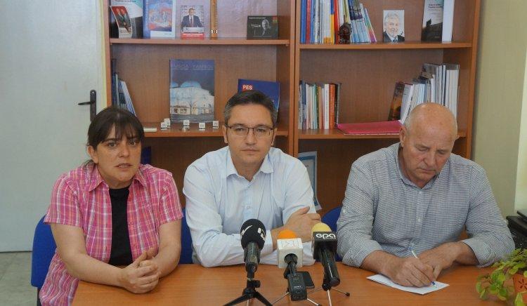 Кристиан Вигенин в Ямбол: Вътрешната политика не може да се сложи на пауза за шест месеца заради председателството