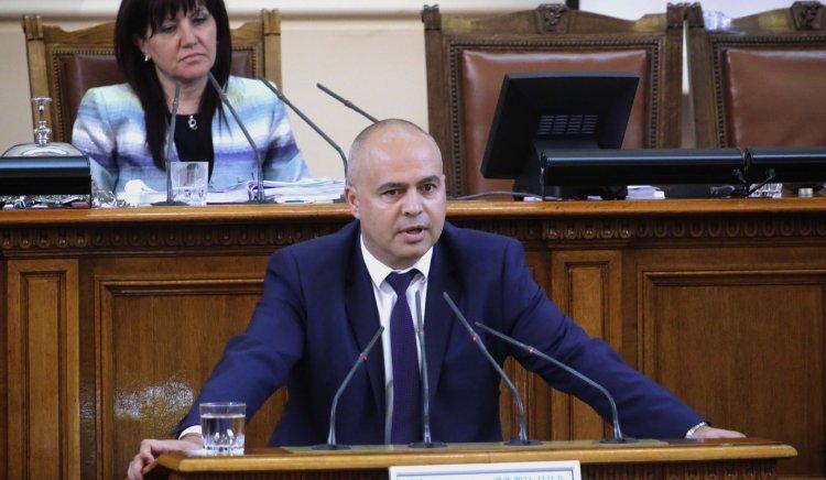 Георги Свиленски: Законопроектът за автомобилната камара трябва да се гледа от няколко комисии в НС, а не само от транспортна