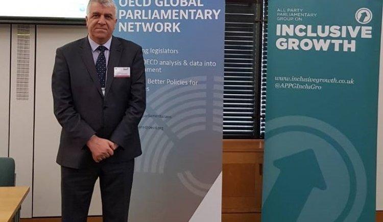 Румен Гечев в британския парламент:  Да се засили ролята на бюджетната политика чрез публично-частното партньорство