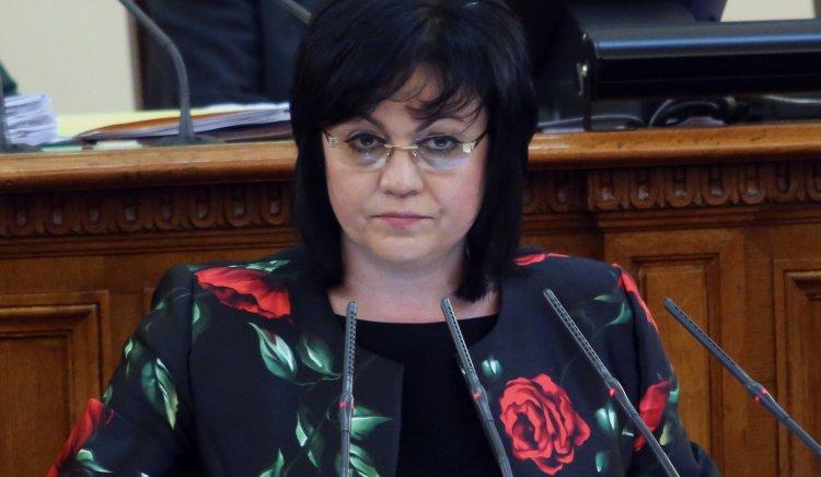 Корнелия Нинова:Борисов се притеснява от личен сблъсък с мен