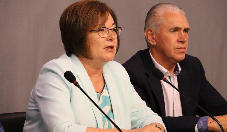 Донка Михайлова: С постановление на МС се дават средства на общини с кметове от ГЕРБ и ДПС