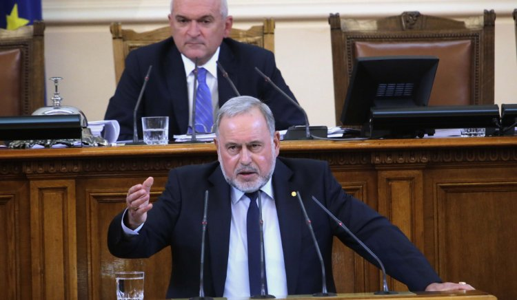 Славчо Велков: Внасяме искане за изслушване на председателя на ДАНС за откритите справки у кмета на Септември