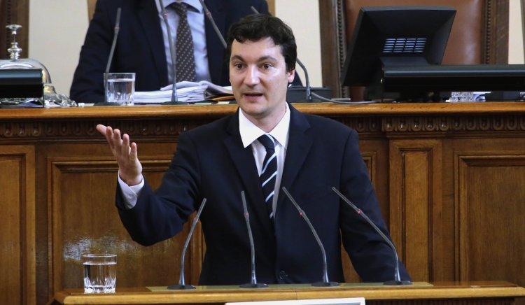 Крум Зарков: Настояваме за изслушване на министър Горанов във връзка с изтеклия доклад на НАП