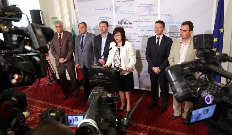 Корнелия Нинова: Настояваме правителството да защити националния интерес и 250 000 български граждани във Великобритания