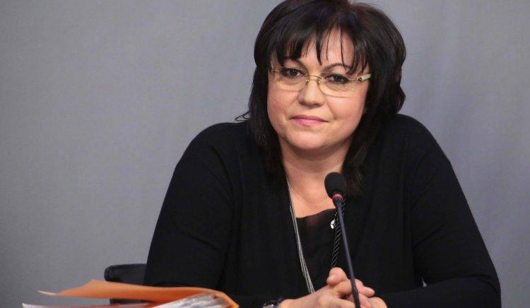 Корнелия Нинова опроверга с документи твърденията на ГЕРБ за