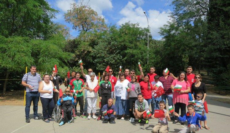 Млади социалисти с благотворителна инициатива в помощ на малкия старозагорец Калоян