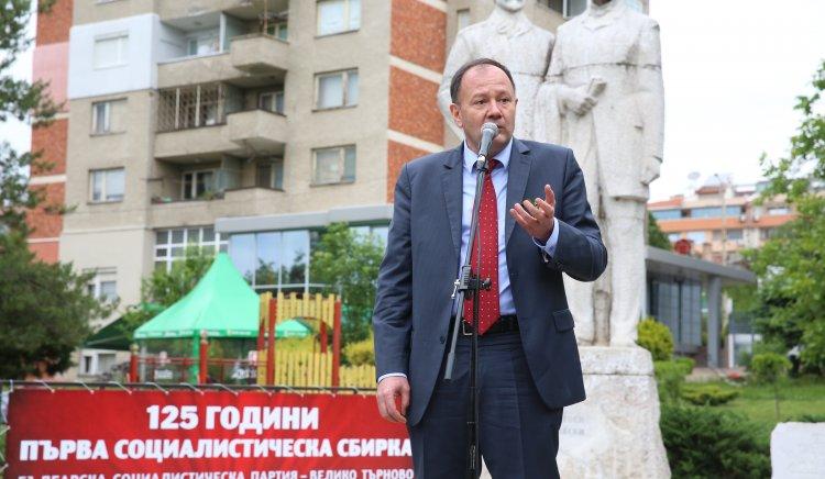 """Миков от парк """"Н. Габровски"""": Трябва да сме силни и единни, за да постигаме нови победи"""