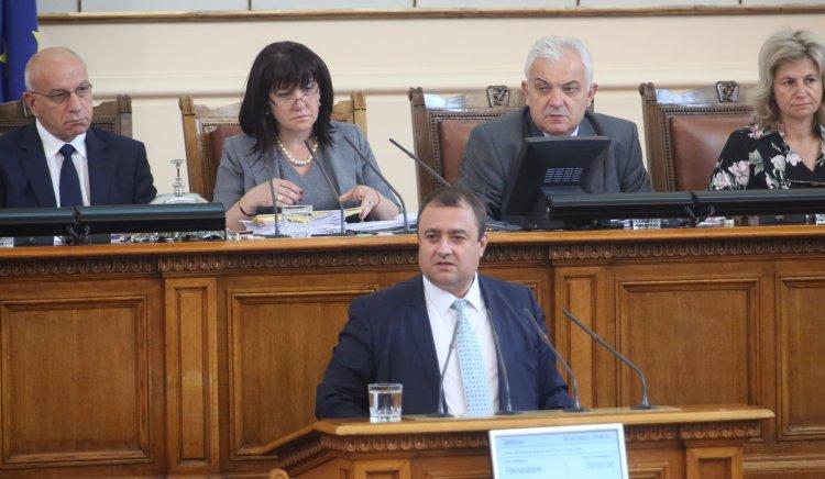 БСП поиска вътрешният министър да обясни в НС за случая в Ботевград