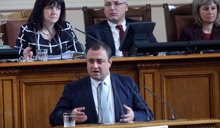 Иван Иванов: БСП внася вота на недоверие към правителството в сряда
