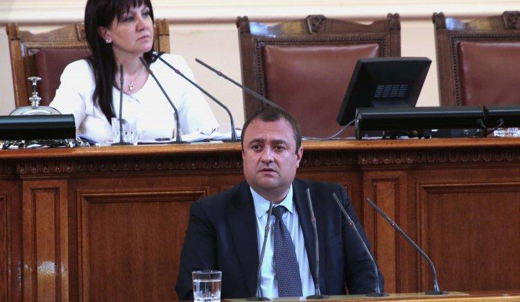 Иван Иванов: Вотът на недоверие е заради  липсата на сигурност