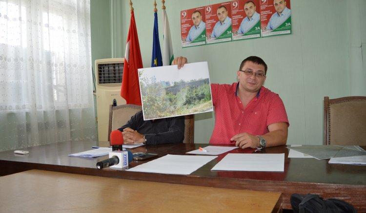 """БСП в защита на площад """"Бдинци"""" и пешеходната зона на Видин"""