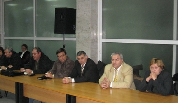 Делегатско съвещание преди 47-ия конгрес