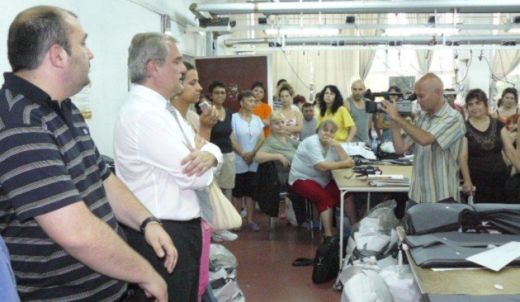 300 жени ръкопляскаха на Румен Петков и кандидатите за народни представители от Коалиция за България