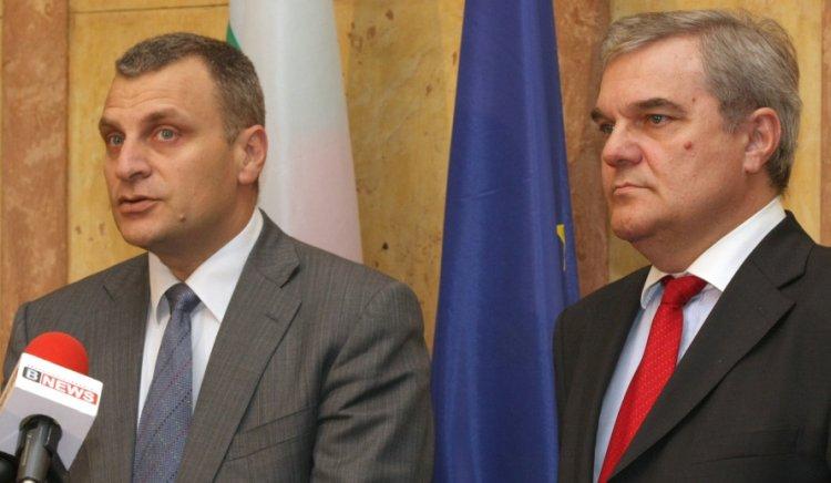 Бойко Борисов човекът на ЦРУ в България ли е, питат от Коалиция за България