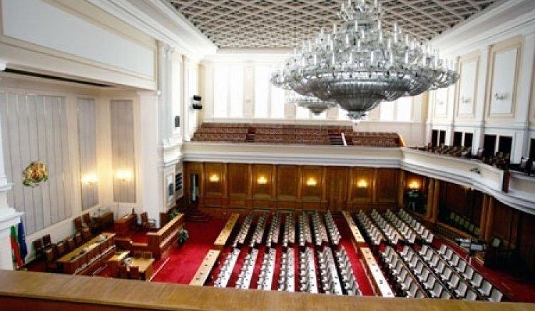 Народното събрание не работи по дневния ред на обществото