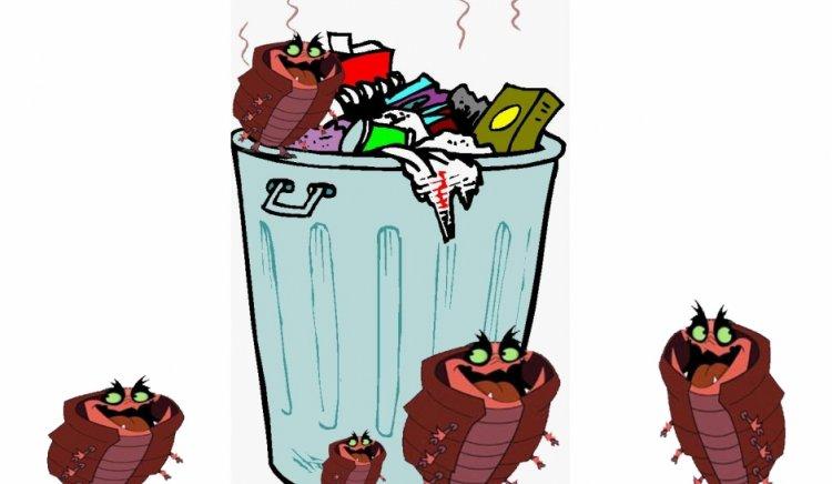 Боклукът като нова форма на живот