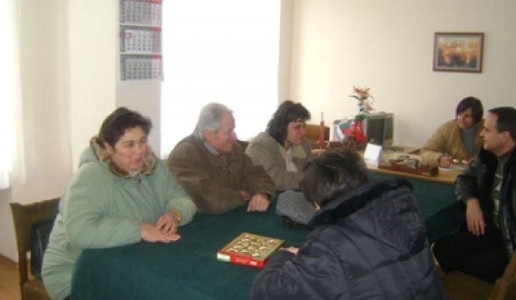 Среща на ръководството на БСП – Габрово с кметове на населените места в общината