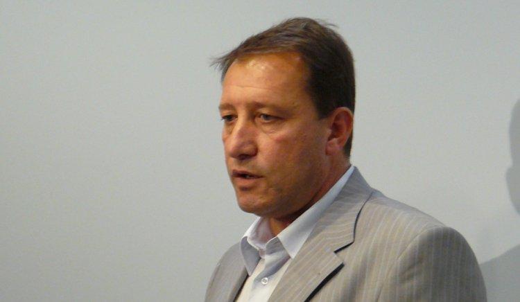 Ангел Найденов представи предложението за създаване на Комисия за изборното законодателство