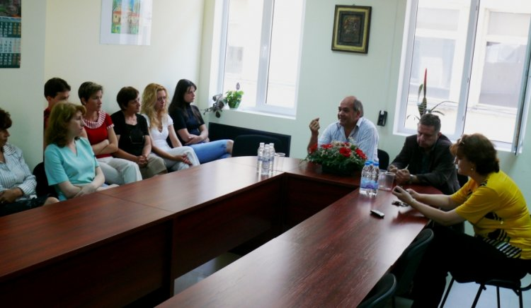 Д.Гъндев се среща с медици от МБАЛ