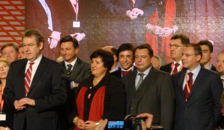 ПЕС е все по-загрижена за отношението към Българската социалистическа партия
