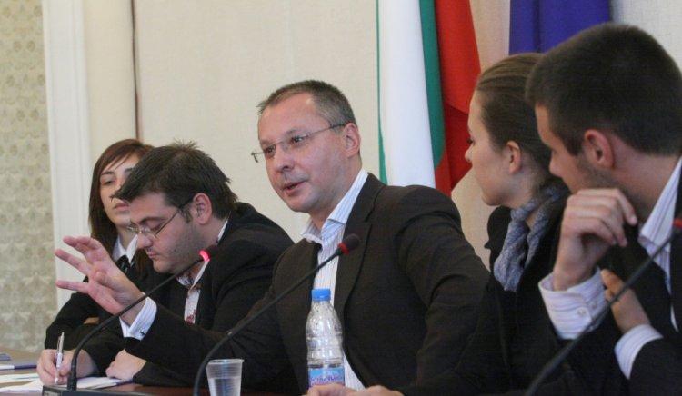 Сергей Станишев: ГЕРБ превръщат политиката в чалга