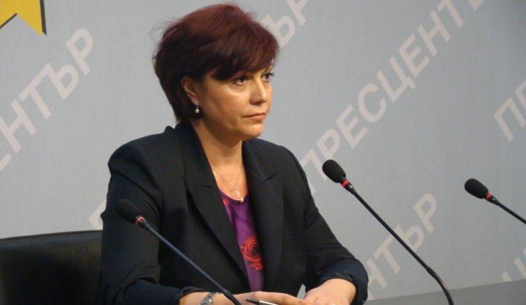 БСП внася сигнал за конфликт на интереси срещу Искра Фидосова