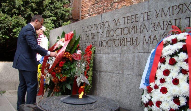 Сергей Станишев: Без Деня на победата нямаше да има Ден на Европа