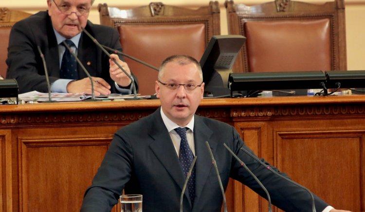 Сергей Станишев: Опозицията трябва да коригира, не да пречи на работата на парламента