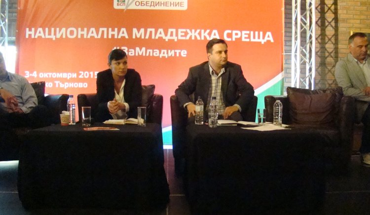 Вероника Делибалтова: Развитието на младите трябва да е кауза номер 1