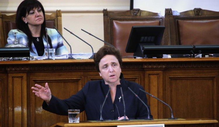 Дора Янкова: ГЕРБ вдига такса смет. За пореден път излъгаха българските граждани
