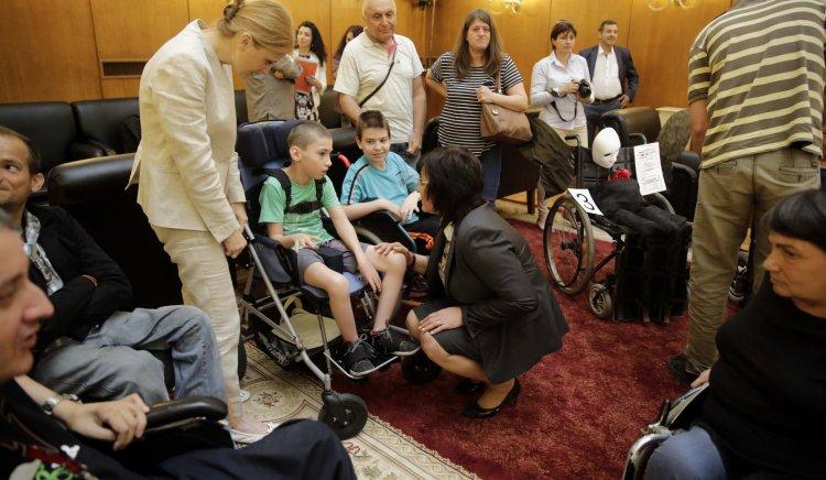 Антон Кутев: Продължаваме да се борим за правата на хората с увреждания