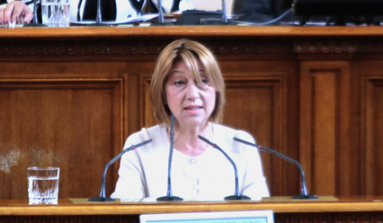 Анелия Клисарова: Не бива да допускаме средствата за образование и наука да бъдат поставени под риск