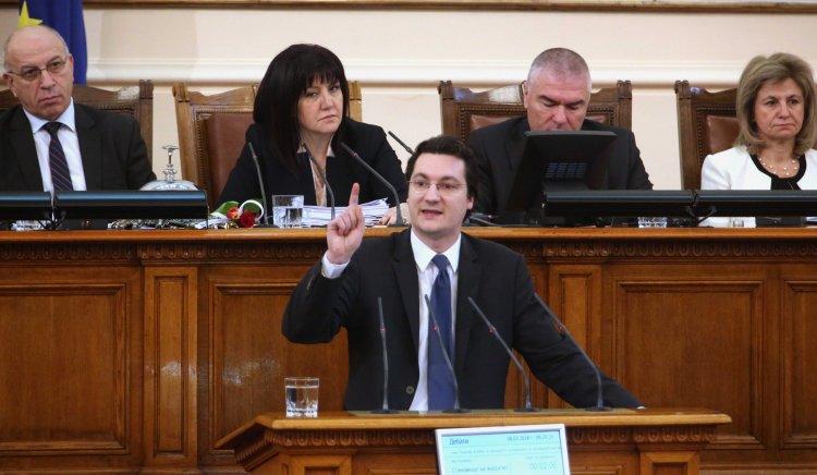 """Крум Зарков: """"Визия за България"""" надхвърля мандатността, предлага нова политика"""
