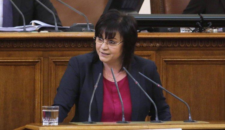 Корнелия Нинова: Борисов нарушава Конституция, руши институции и е страхлив!