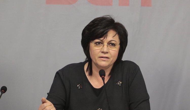 Корнелия Нинова предлага дебатът с Бойко Борисов да бъде пред всички медии