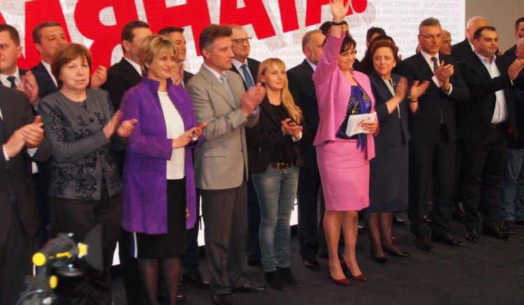 Корнелия Нинова: Нашият съюзник е народа