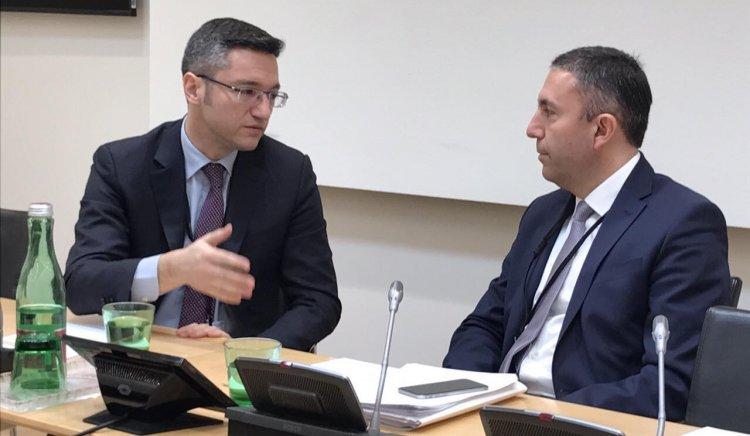 Кристиан Вигенин: Народното събрание може да бъде домакин на среща между парламентаристи от Армения и Азербайджан