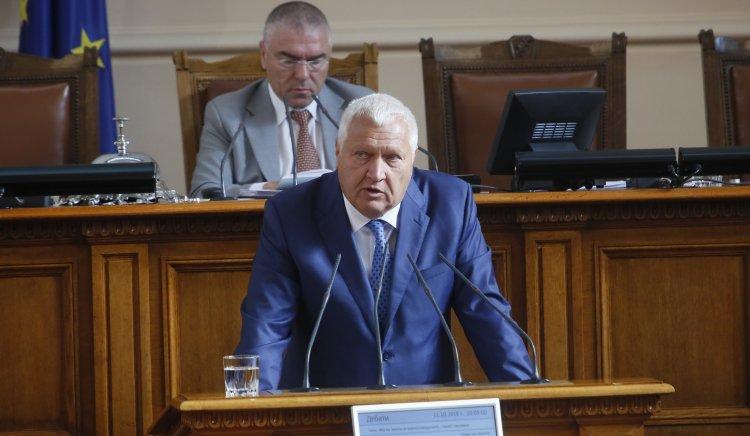 Васил Антонов: БСП ще бъде гарант за законността при приемането на Закона за вероизповеданията