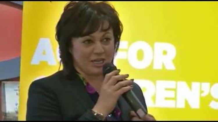 Корнелия Нинова: Професионално образование, обвързано с икономиката, е спасението и за младите, и за страната