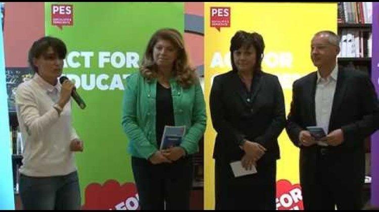 Вероника Делибалтова: Политиките на социалистите са политиката-гаранцията за бъдещето ни в България и ЕС