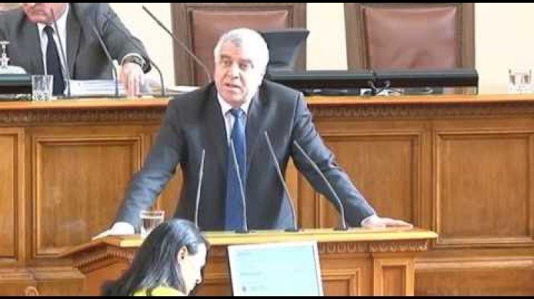 Проф. Румен Гечев: Предлага ни се законопроект за държавна помощ без да е посочено число. Такова чудо и в Африка няма
