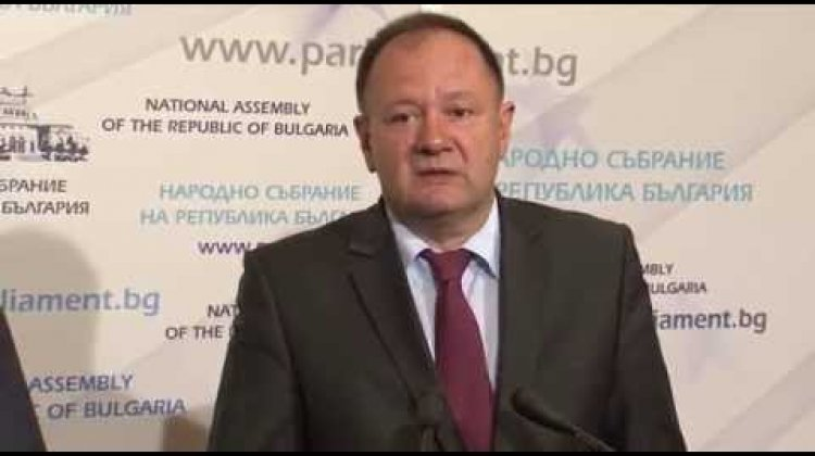 Михаил Миков: Позицията на БСП по промените в Конституцията остава непроменена