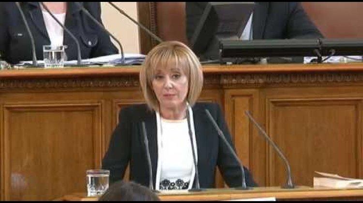 Мая Манолова: Предстои ми важна битка за интересите на българските граждани
