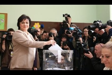 Корнелия Нинова: Гласувах за промяна, за сигурност и справедливост